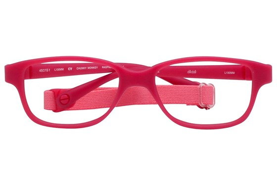 dilli dalli Chunky Monkey Red Glasses