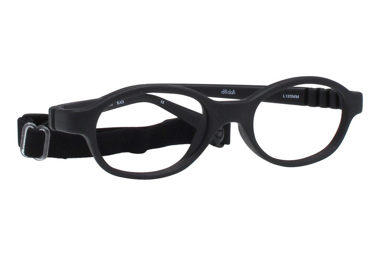 dilli dalli Dimples Black Glasses