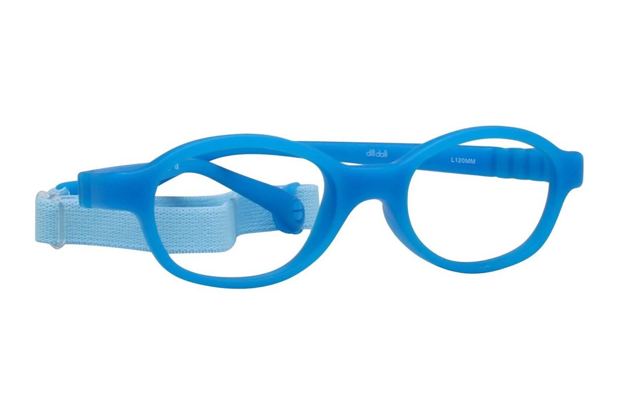 dilli dalli Dimples Blue Glasses