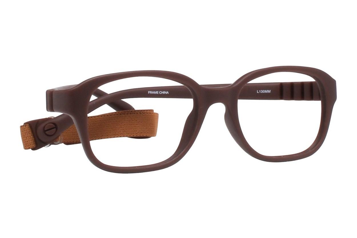 dilli dalli Mud Slide Brown Glasses