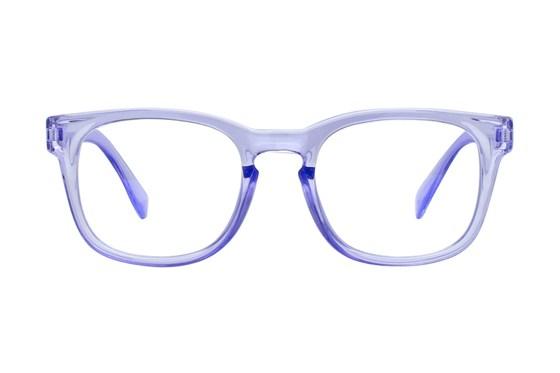 I Heart Eyewear Wylie Computer Glasses Purple ComputerVisionAides