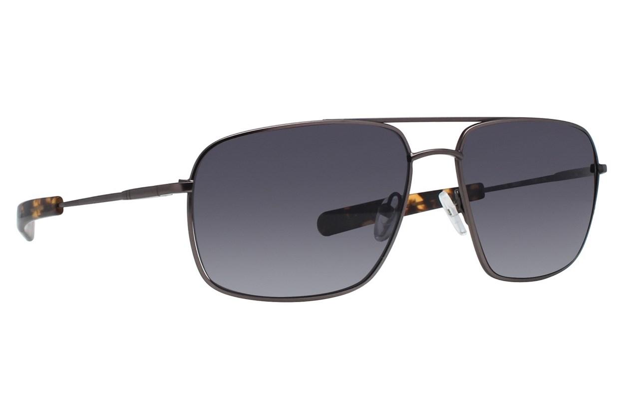 Moda 207 Gray Sunglasses
