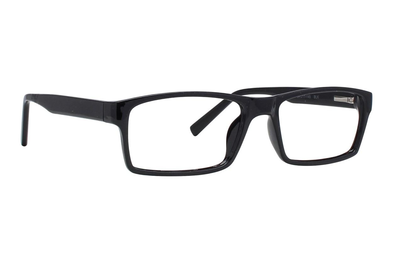 Colour Block VCMC5 Black Glasses