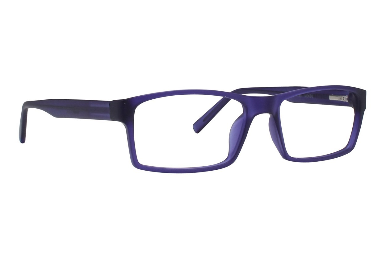 Colour Block VCMC6 Blue Glasses