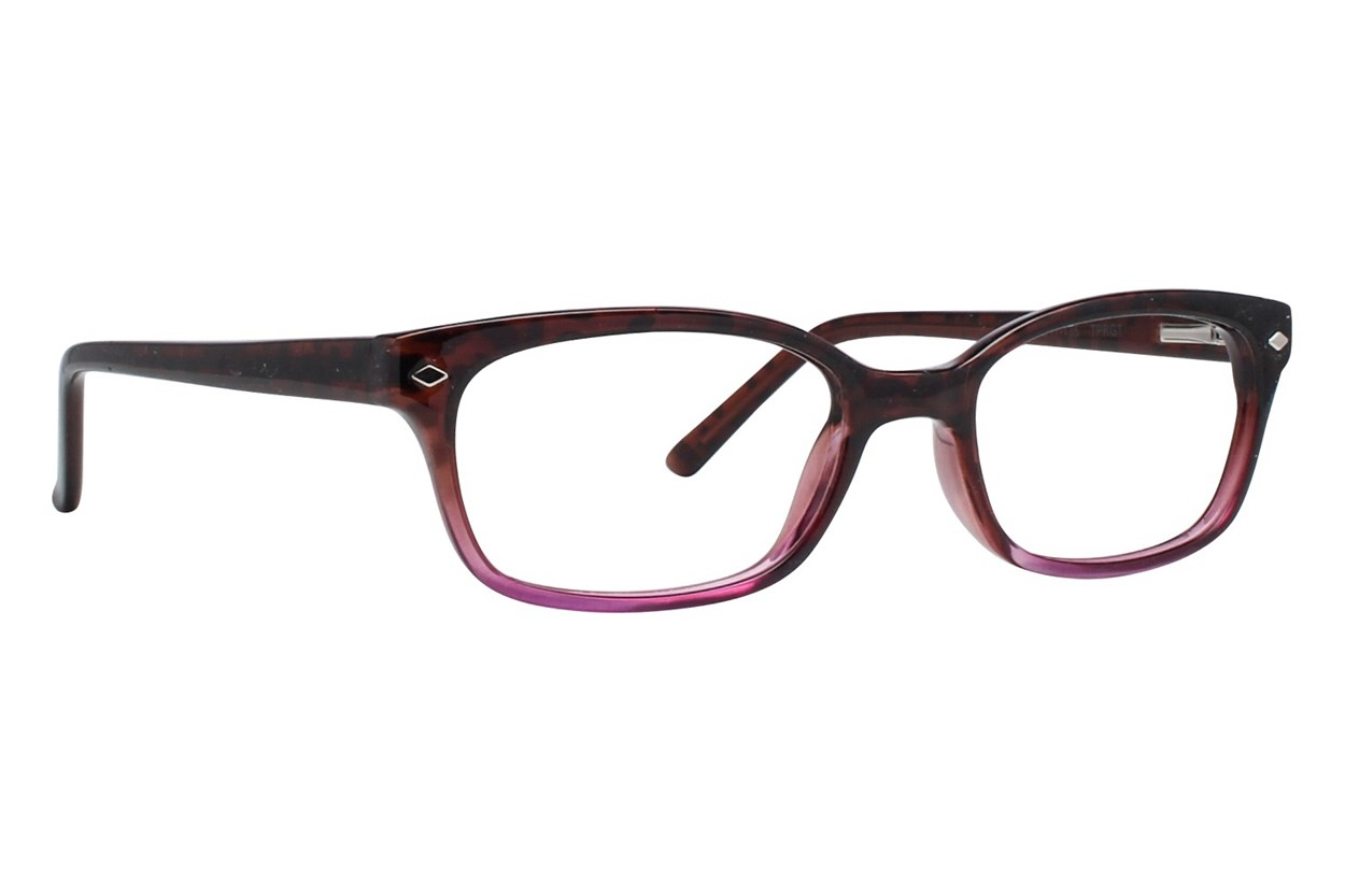 Colour Block VCWC9 Tortoise Glasses