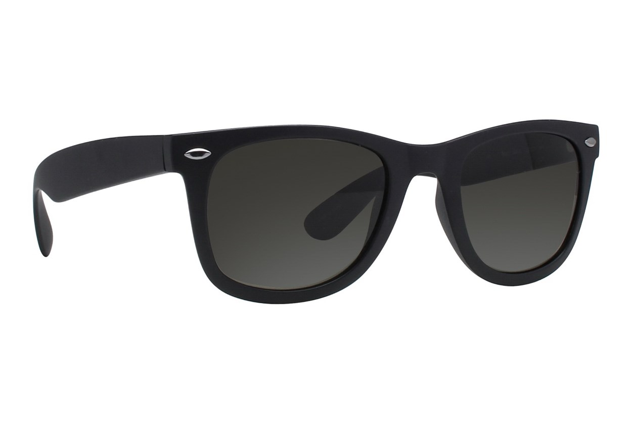 DNA 2008 Black Sunglasses