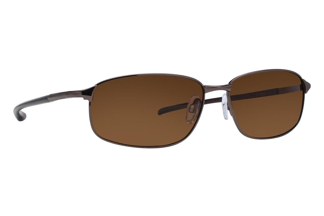 DNA 3000 Brown Sunglasses