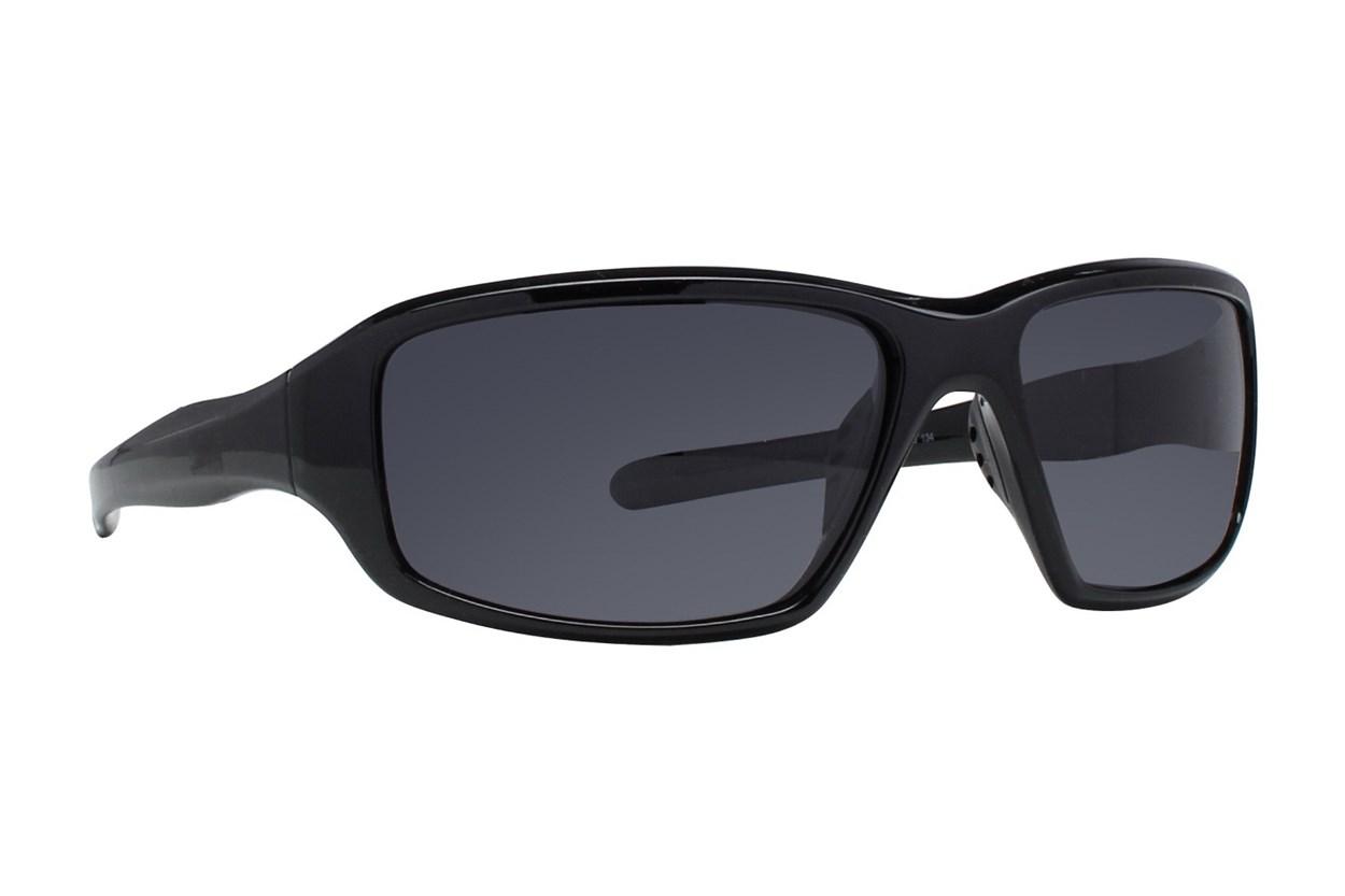 DNA 3012 Black Sunglasses