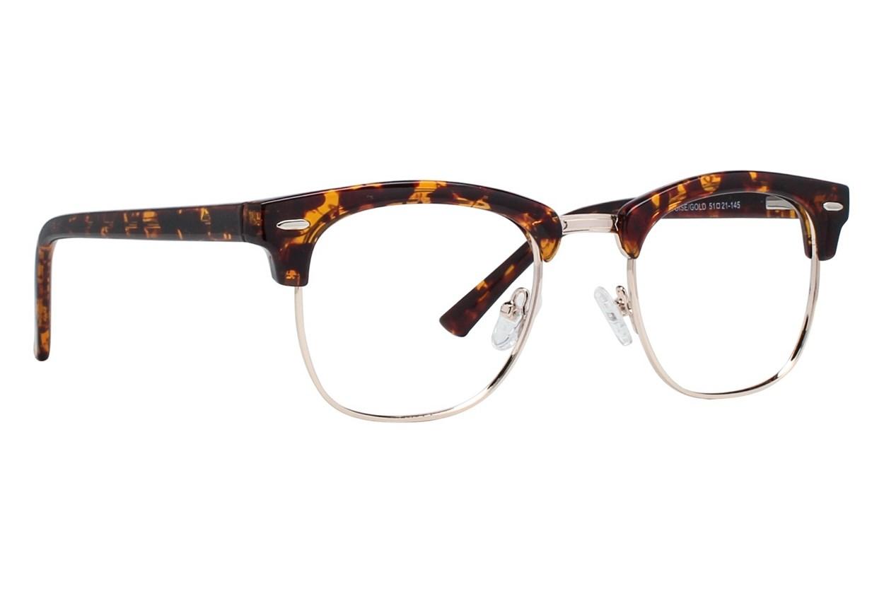 Eight To Eighty Eyewear Buster Tortoise Glasses