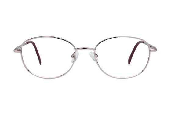Eight To Eighty Eyewear Sloane Pink Glasses