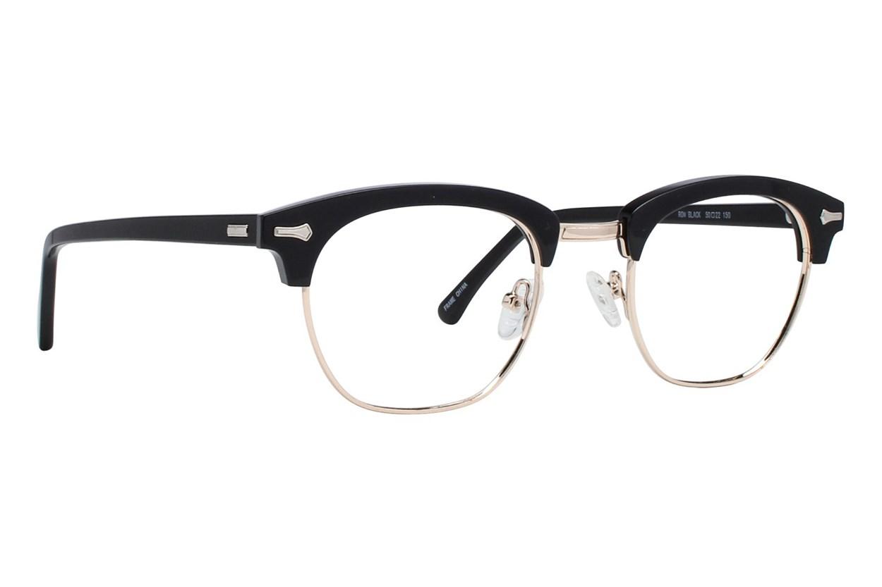 Brooklyn Heights Ron Black Glasses