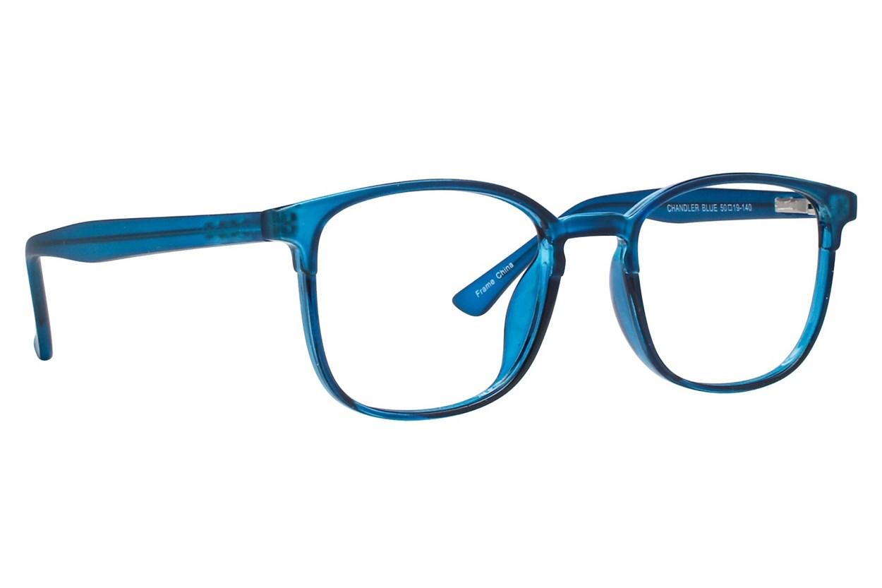 Affordable Designs Chandler Blue Glasses
