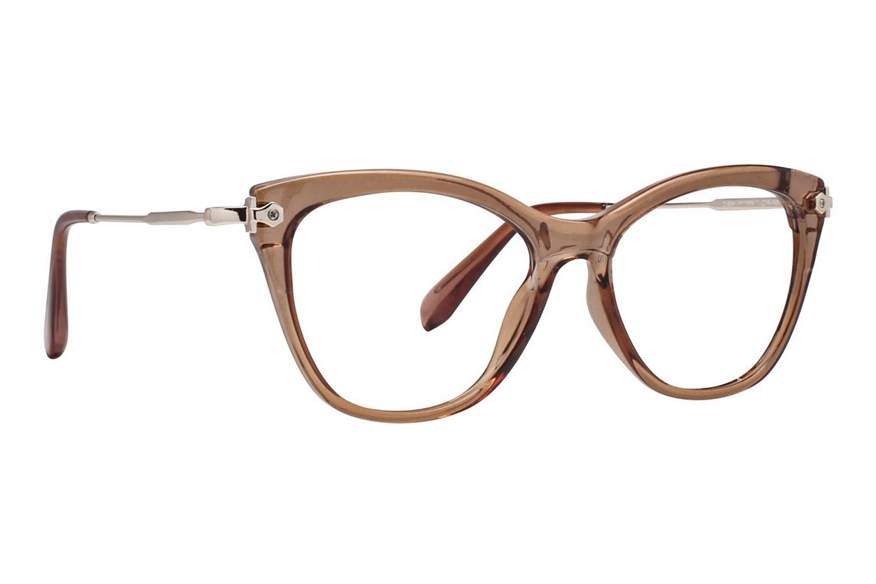 Serafina Sheri Brown Glasses