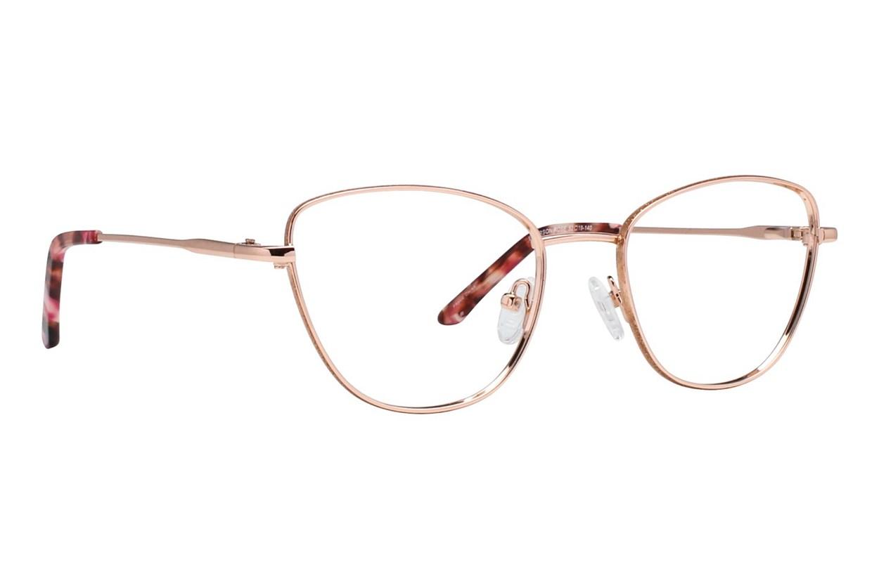 Serafina Emerson Pink Glasses