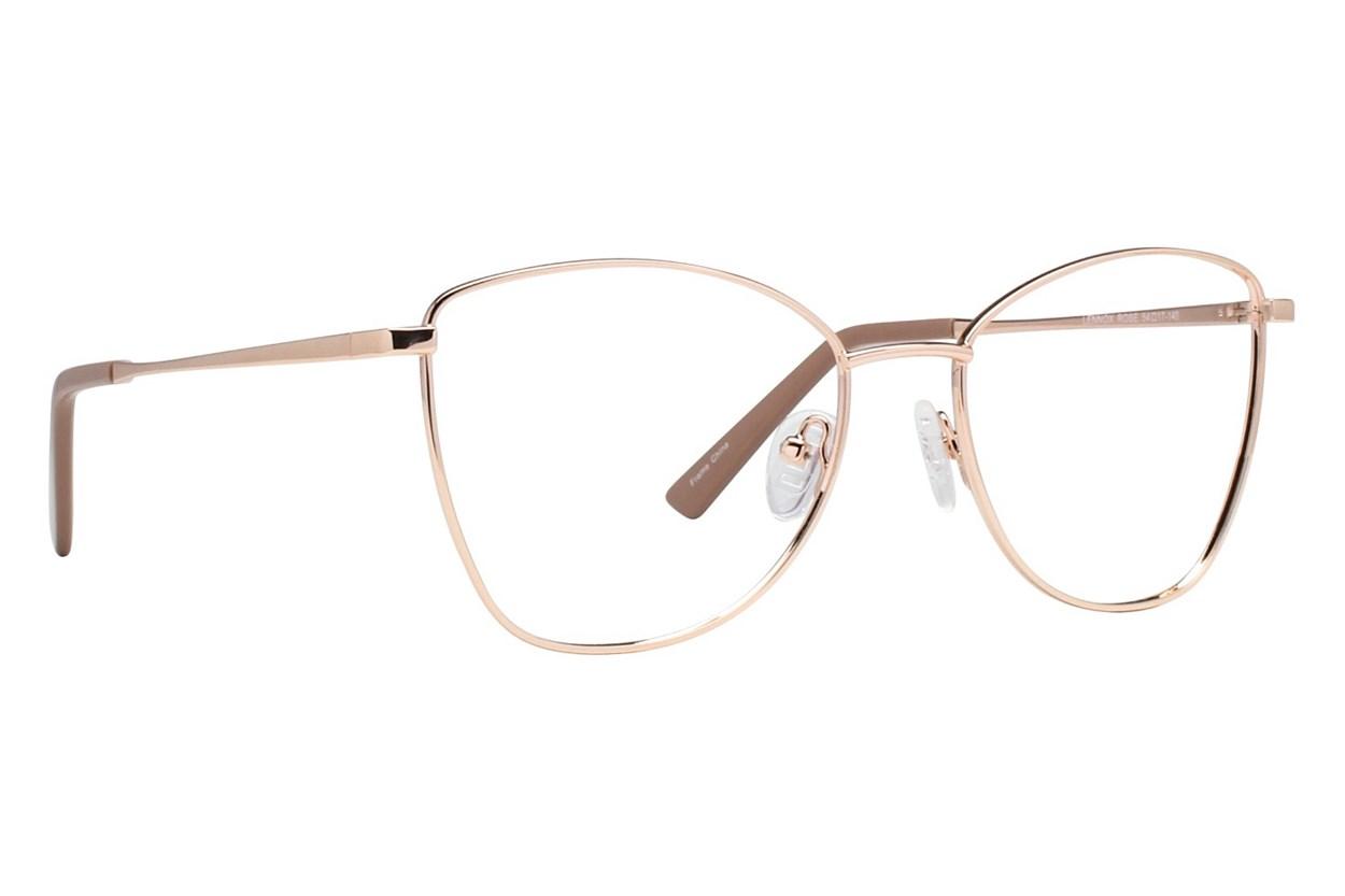 Serafina Lennox Pink Glasses