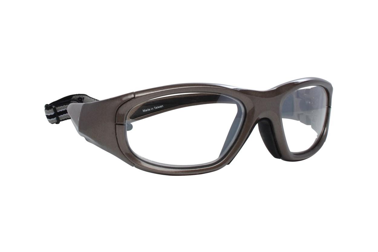 Rec Specs Morpheus 1 Gray Glasses