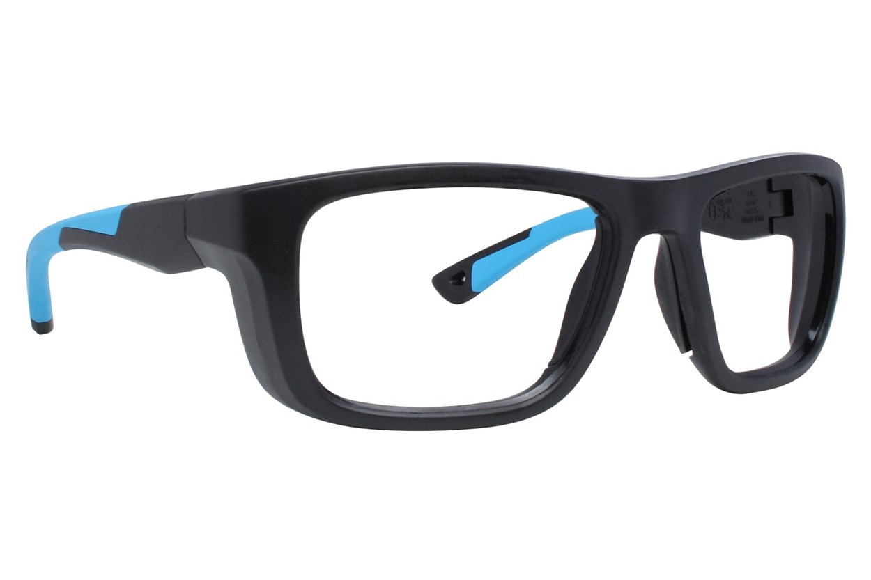 OnGuard US 120FS Safety Glasses Black Glasses