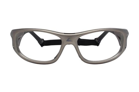 OnGuard OG 240S Safety Glasses Gray Glasses