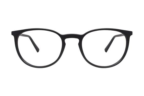 Lunettos Dion Black Glasses