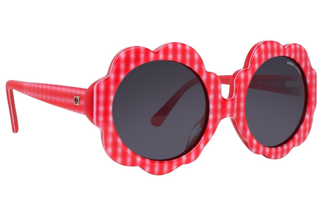 Zoobug ZB Daisy Red Sunglasses