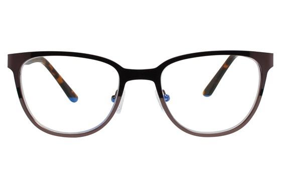 allo Ahoy Reading Glasses Brown