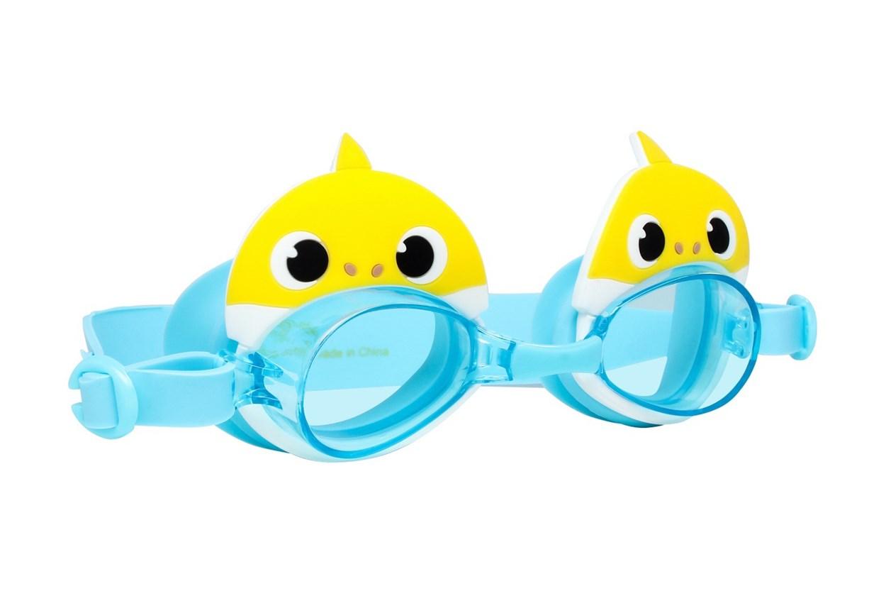 Pan-Oceanic Baby Shark Swim Goggles Blue SwimmingGoggles