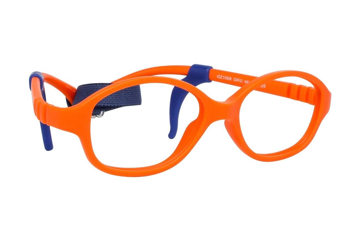 Gizmo GZ1008 Orange Glasses