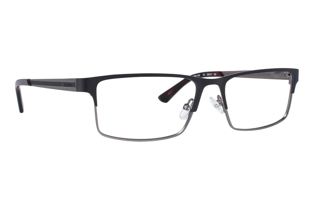 Hackett London Large Fit HEK1159 Black Glasses