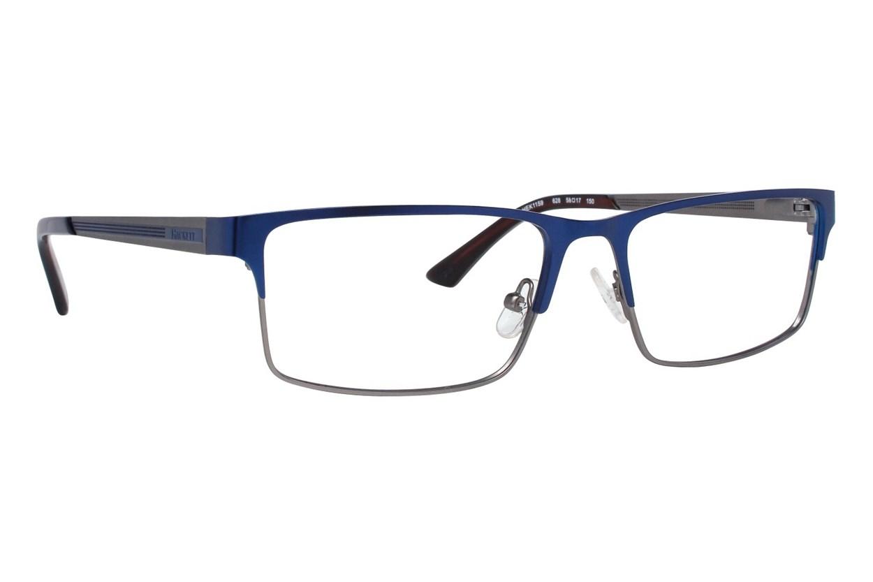 Hackett London Large Fit HEK1159 Blue Glasses