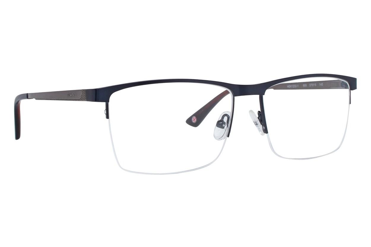 Hackett London Large Fit HEK1232 Blue Glasses
