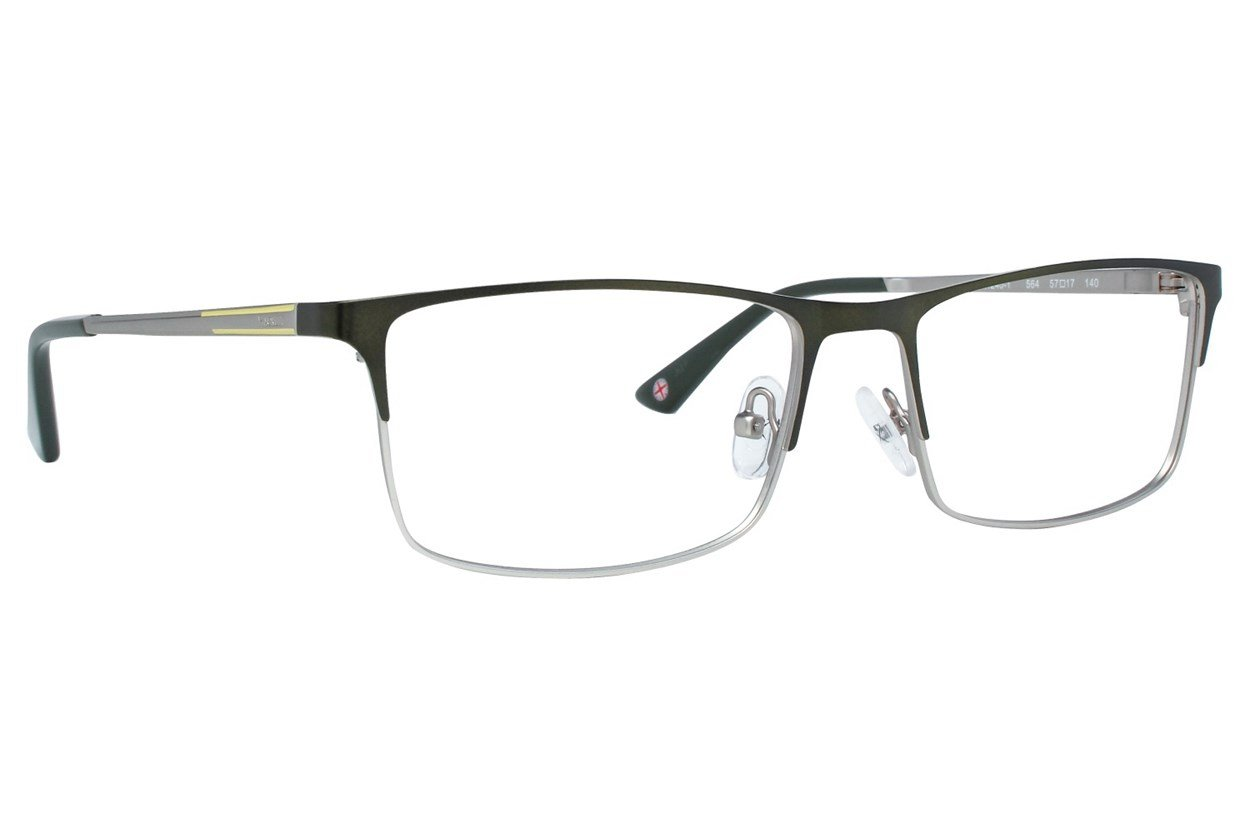 Hackett London Large Fit HEK1240 Green Glasses