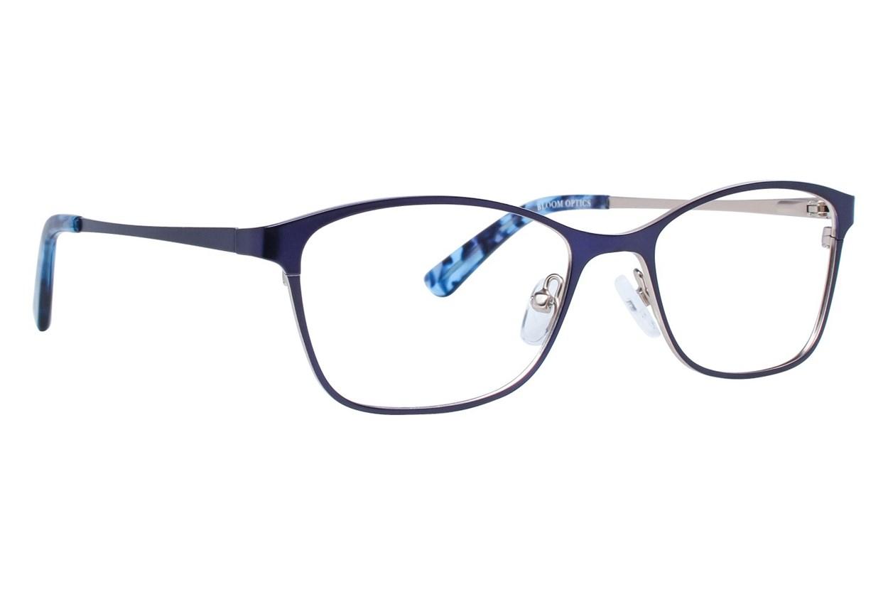 Bloom Optics Petite Sophia Blue Glasses