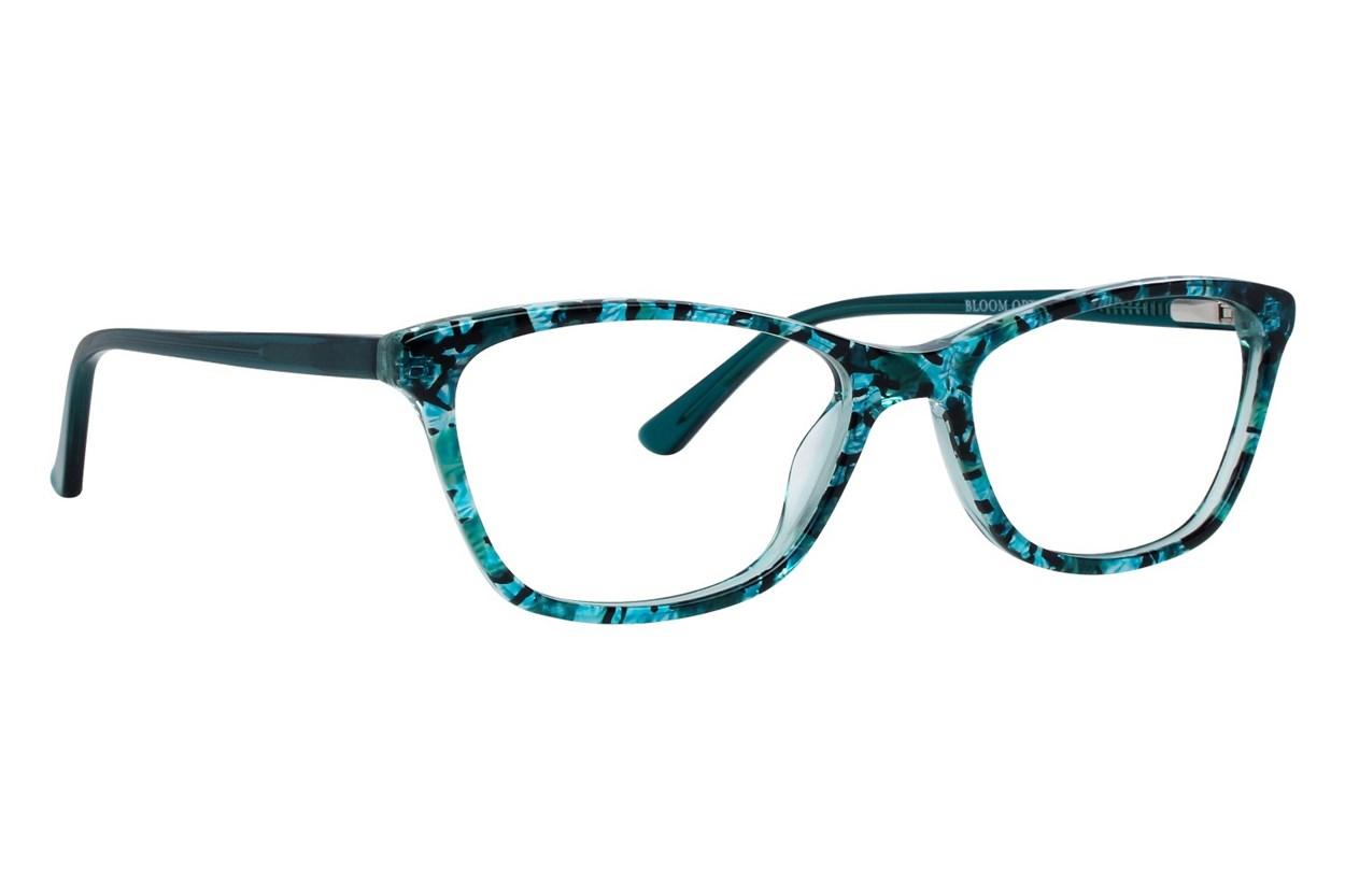 Bloom Optics Petite Mia Green Glasses