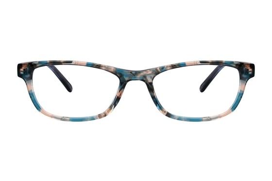 Bloom Optics Petite Dana Blue Glasses