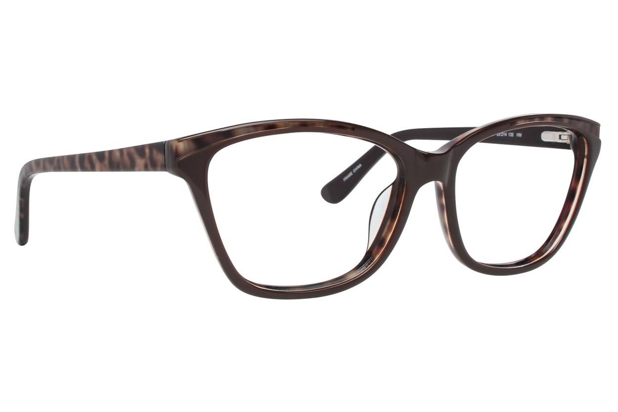 Marilyn Monroe MMO140 Brown Glasses