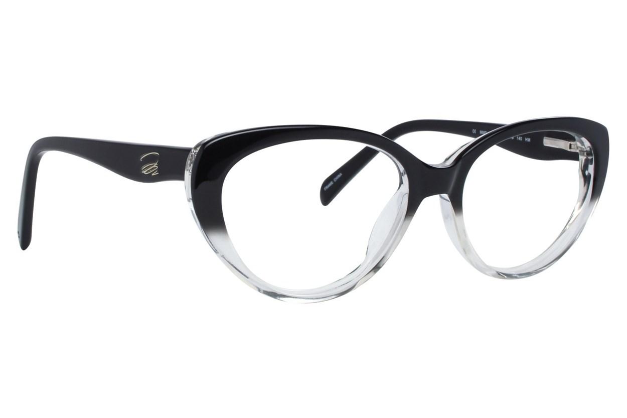 Marilyn Monroe MMO141 Black Glasses