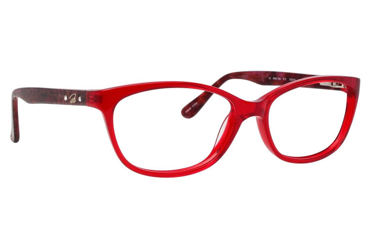 Marilyn Monroe MMO153 Red Glasses