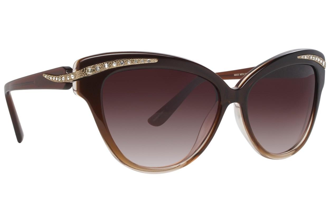 Marilyn Monroe Rose Tan Sunglasses