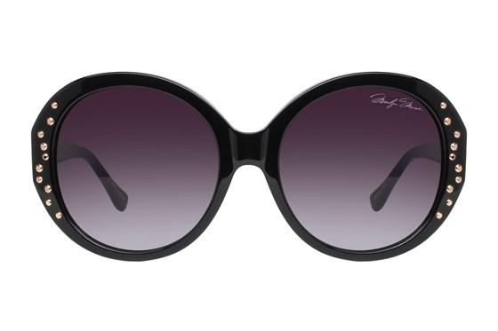Marilyn Monroe Iris Black Sunglasses