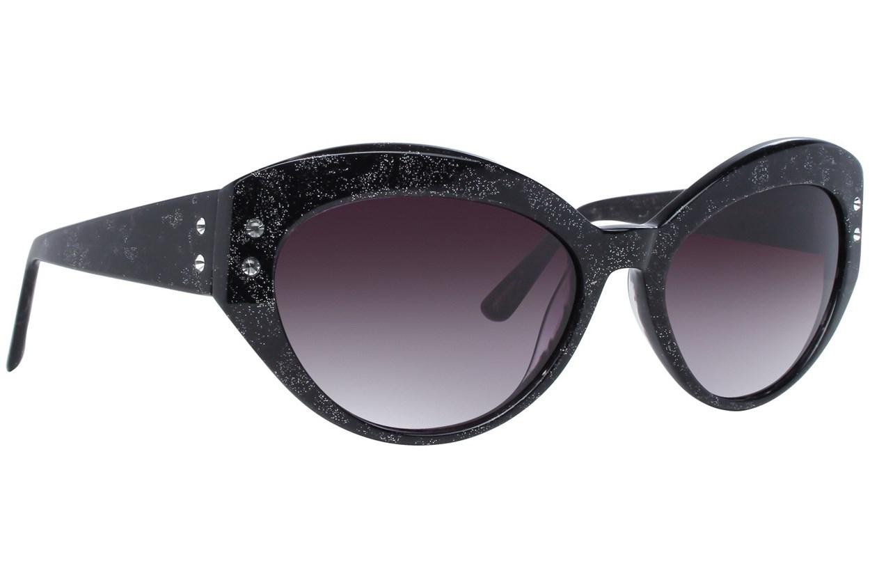 Marilyn Monroe Cheri Black Sunglasses