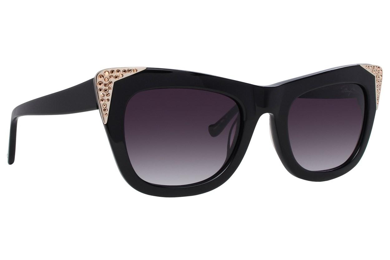 Marilyn Monroe Elsie Black Sunglasses