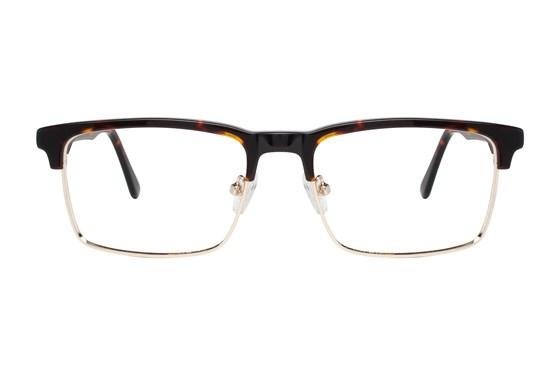 Brooklyn Heights Ebbets Tortoise Glasses