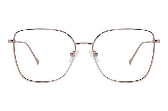 Serafina Valeria Brown Glasses