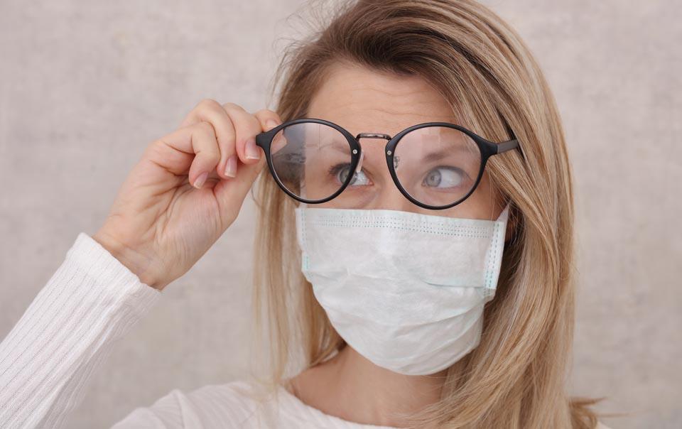 Foggy Glasses Prevention