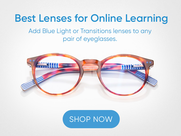 Shop Blue Light Lenses and Transitions