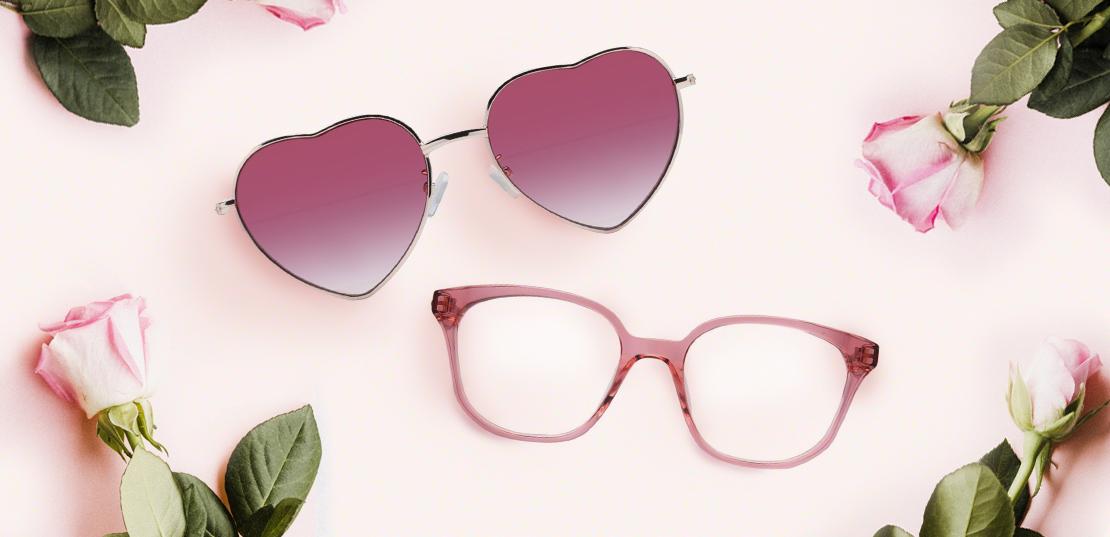 Shop Heart-Shaped Sunglasses