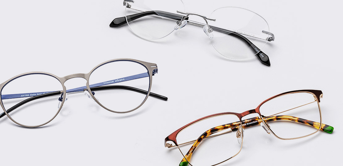 Arlington Titanium Eyewear