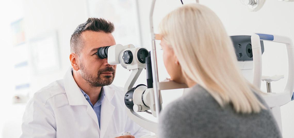 National Eye Exam Month